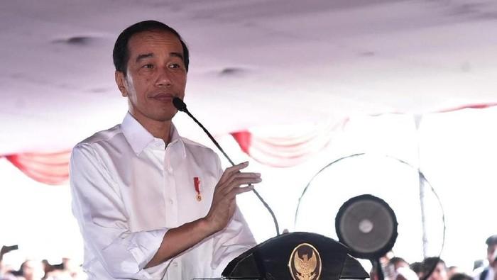 Foto: Presiden Jokowi. (Dok. Twitter KSP)