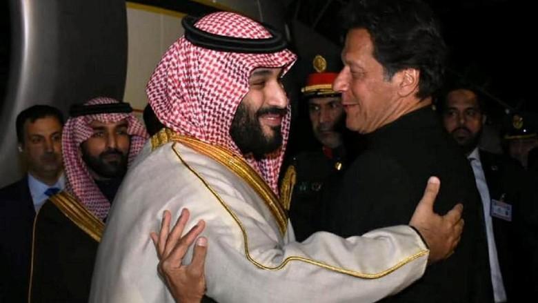 MBS Perintahkan Pembebasan 2.100 Napi Pakistan di Arab Saudi