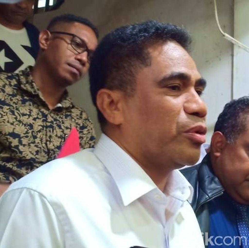Sekda Papua Diperiksa Terkait Penganiayaan Penyelidik KPK Selama 12 Jam