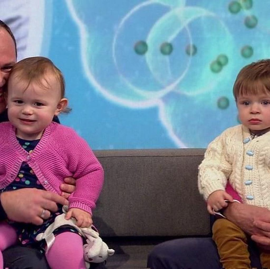 Kisah Anak Kembar yang Punya Ayah Berbeda, Kok Bisa?