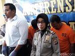 Gasak Uang Nasabah Rp 57 Juta, 2 Pria Diringkus Polisi