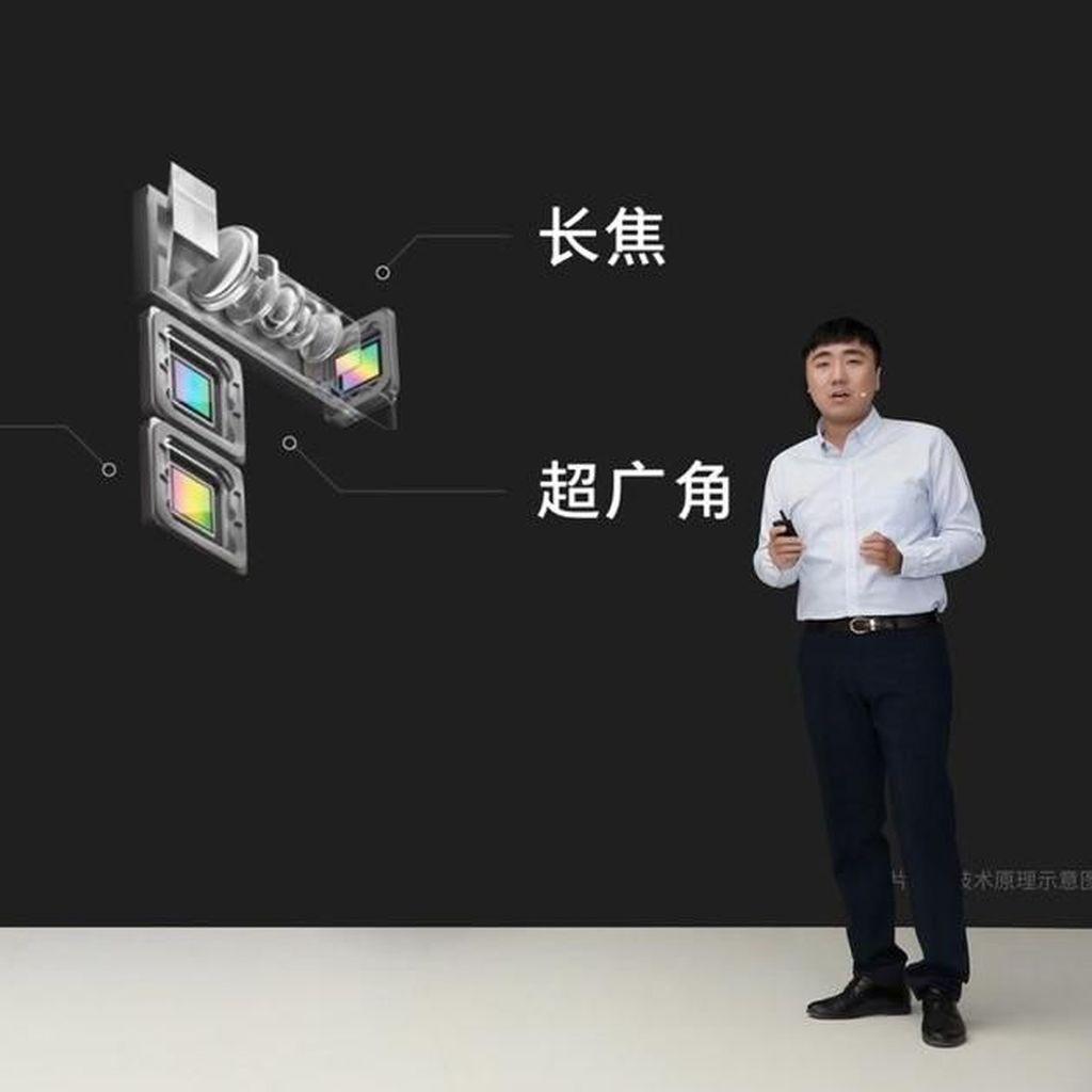 Kamera Oppo 10X Lossless Zoom Siap Diproduksi Massal