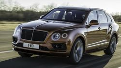 Bukan Lamborghini Urus, SUV Tercepat di Dunia dari Bentley