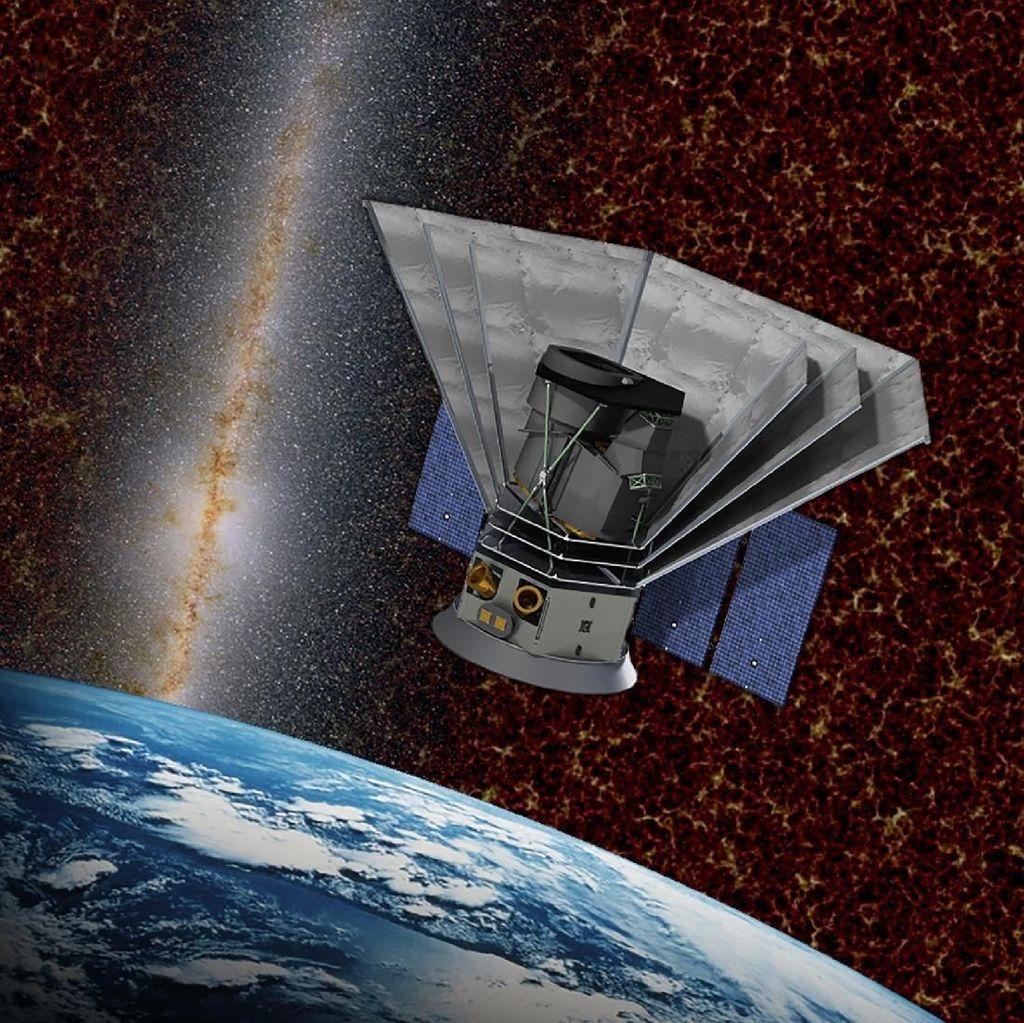 NASA Gelontorkan Rp 3 Triliun Teliti Asal Usul Alam Semesta