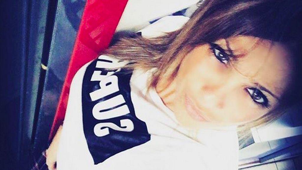 FrancescaCosta, demikian nama ibunda pesepakbola muda Nicolo Zaniolo. (Foto: dok. Instagram Francesca Costa, @frac77)