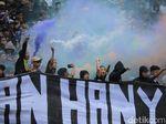 Bobotoh Unjuk Sikap Politik di Stadion, Bomber: Fokus Dukung Persib
