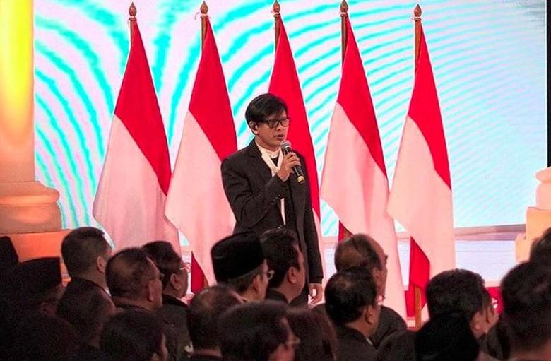 Armand Maulana Keluarkan Single Satu Kosong Satu Jelang Pemilu