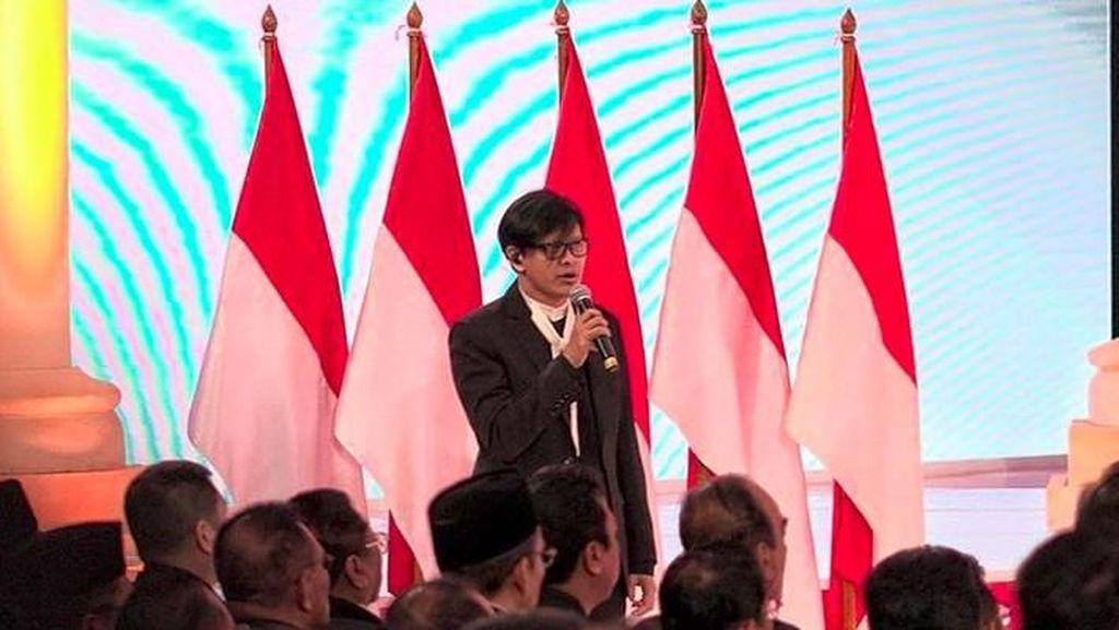 Tampil di Debat Capres, Armand Maulana: Momen Nyanyi Paling Tegang!