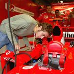 Ketika Ferrari Nyaris Rekrut Valentino Rossi, tapi...
