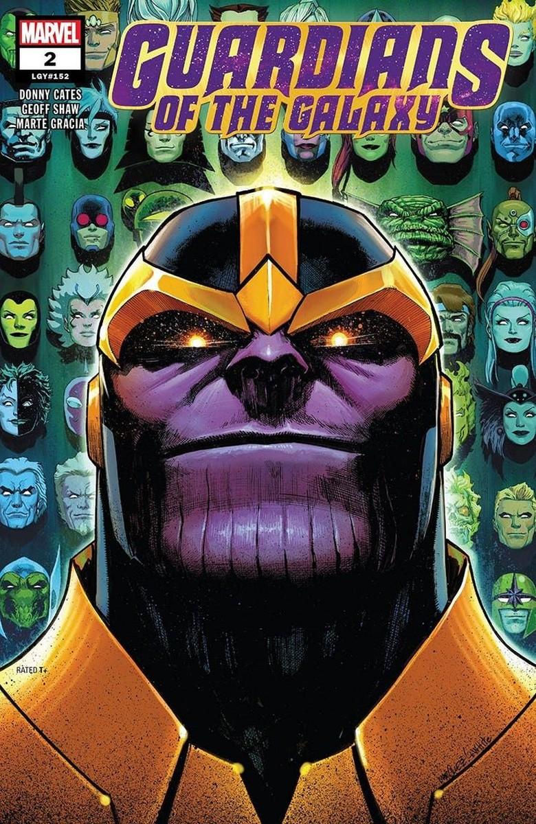 Thanos Dibunuh Gamora, tapi Kepalanya Masih Hilang Versi Komik Ini