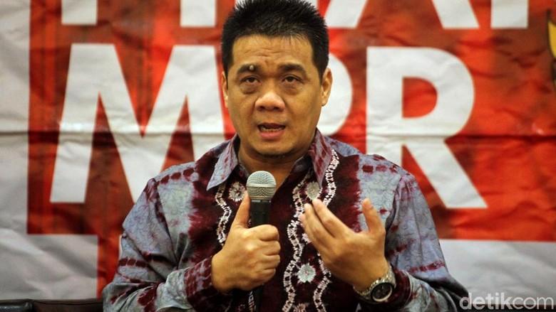 Gerindra: DPR Harus Tetap Kritis Awasi Pemerintahan Jokowi