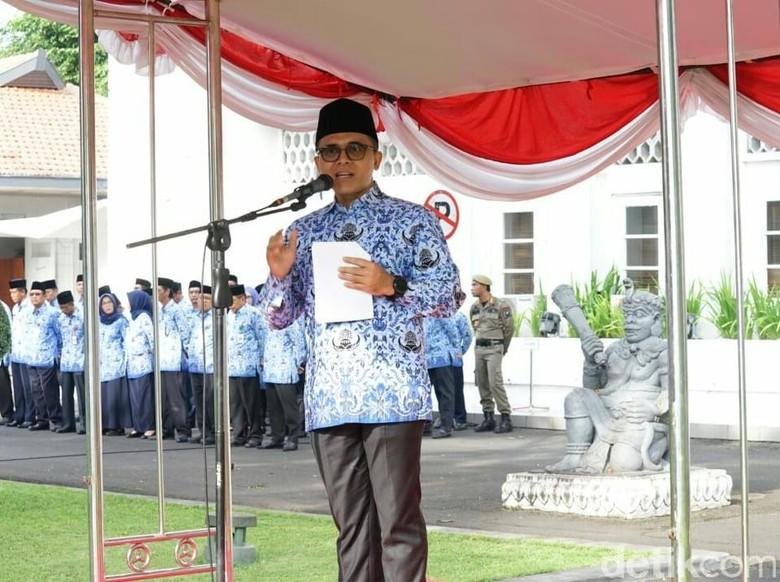 Awal Tahun, Bupati Anas Berbagi Rumus Soal Industri 4.0
