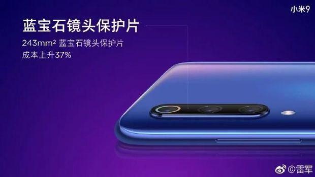 Xiaomi Pamer Sederet Fitur Unggulan Mi 9