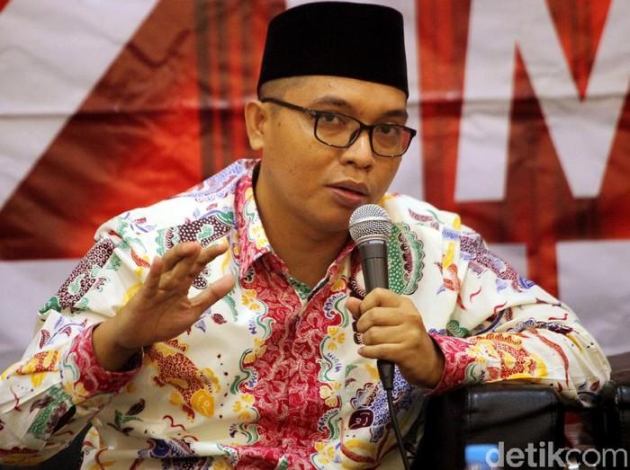 Achmad Baidowi (Lamhot Aritonang/detikcom)