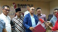 Pendukung Prabowo Laporkan Jokowi ke Bawaslu Soal Dugaan Serangan Personal
