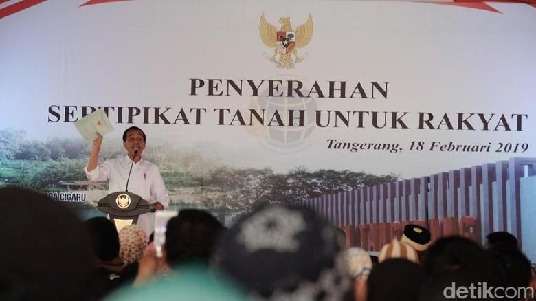Jokowi: Tunjukkan Ulama Mana yang Dikriminalisasi, Saya Urus!
