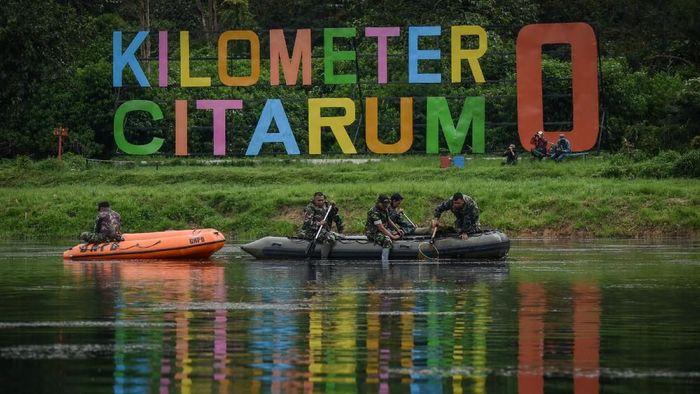 Citarum Harum menjadi salah satu program yang dilakukan pemerintah untuk memulihkan sungai terpanjang di Jawa Barat. Seperti apa penampakannya kini?