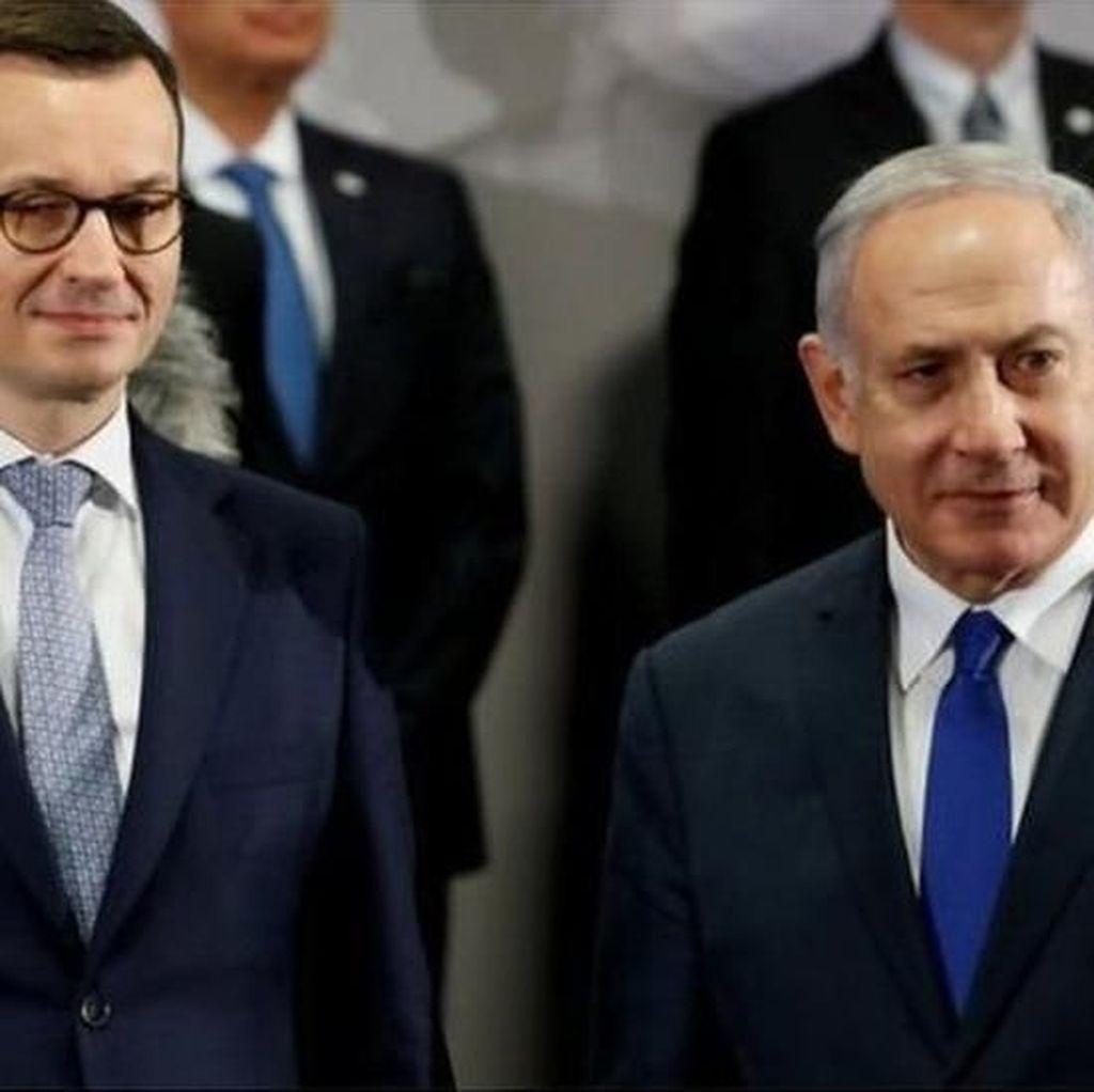 Gara-gara Komentar Netanyahu, PM Polandia Batal Kunjungi Israel