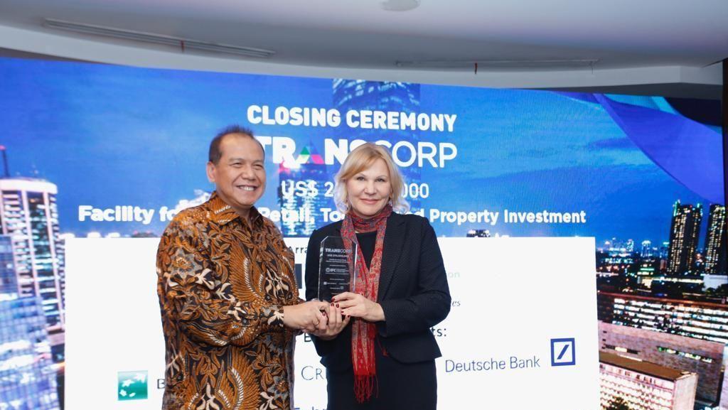 Kantongi Rp 3,85 T, Trans Corp Garap Kawasan Wisata di Bali dan Manado