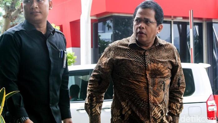 Sekjen DPR Indra Iskandar (Foto: Ari Saputra/detikcom)