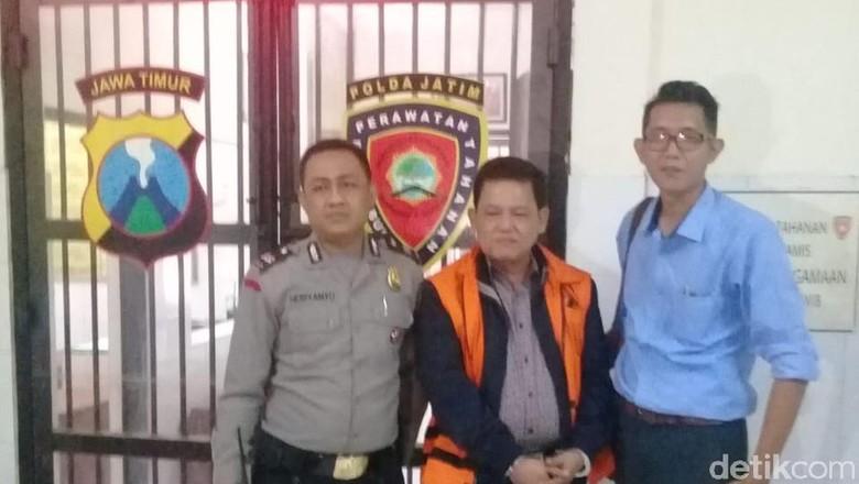Wali Kota Pasuruan Dipindah KPK ke Rutan di Surabaya