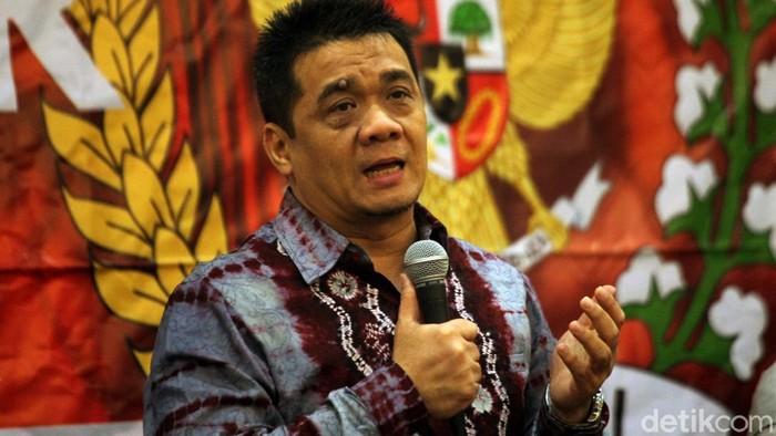 Juru Debat BPN Prabowo-Sandi, Ahmad Riza Patria (Foto: Lamhot Aritonang/detikcom)