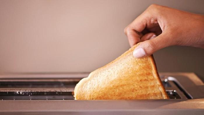 Panggangan roti bisa melepas partikel halus ke udara. (Foto: Istock)