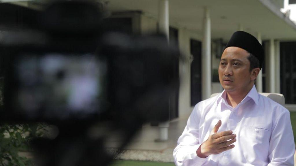 Yusuf Mansur Ajak Warga Jalani New Normal dan Berdamai dengan Kesulitan