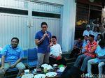 Di Depan Petani, Sandiaga Janji Berhenti Makan Apel Impor