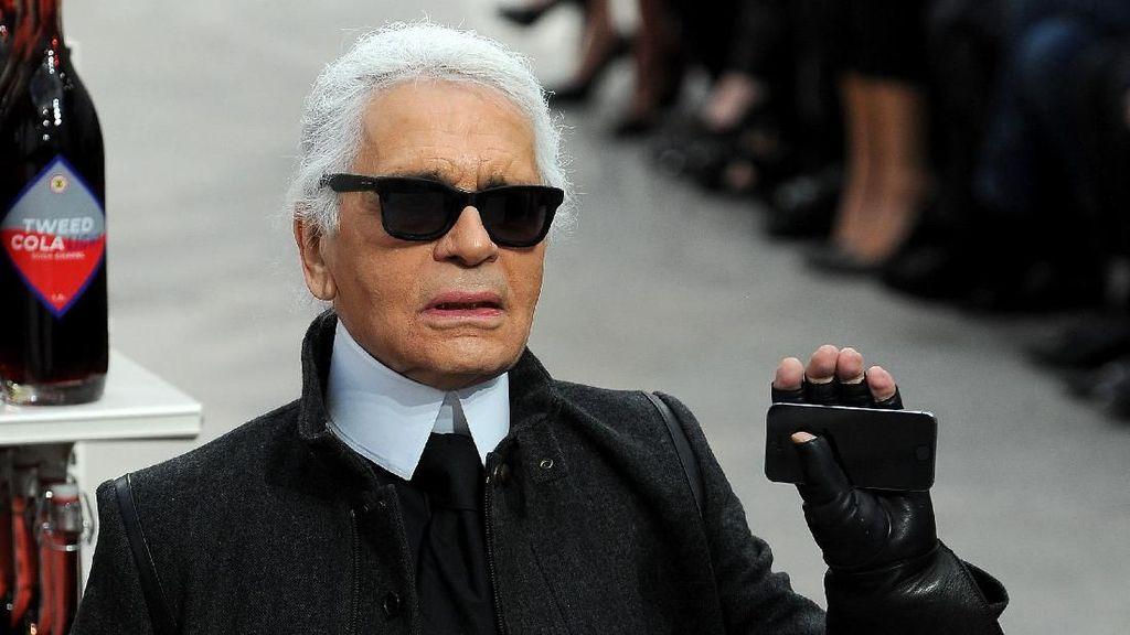 Meninggalnya Karl Lagerfeld