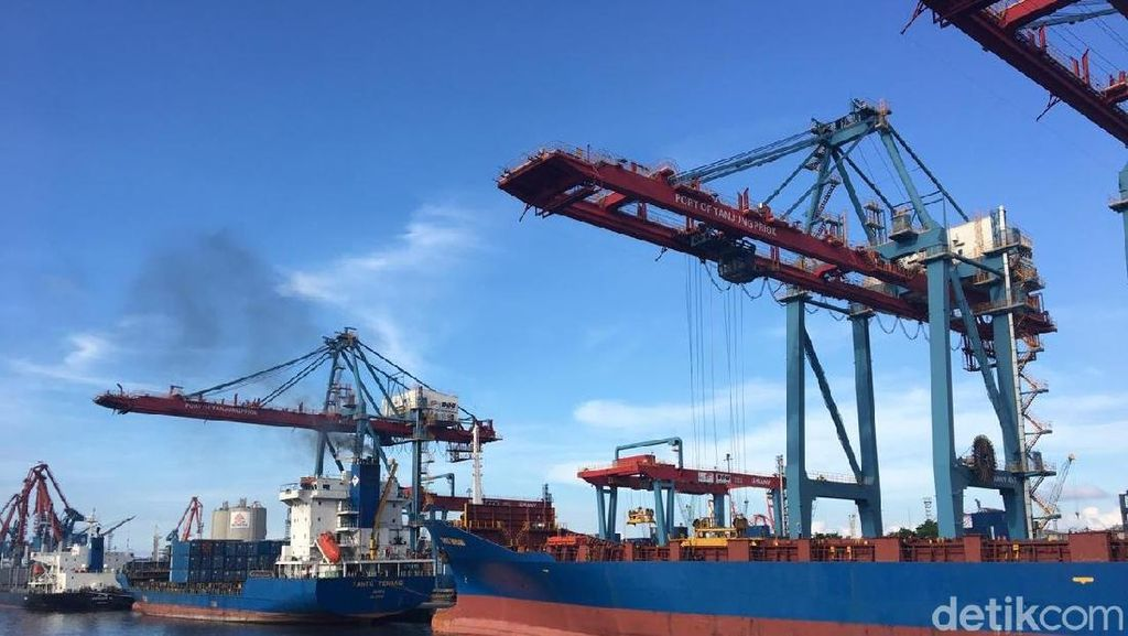 Pelindo Buka Rute Pelayaran Internasional, Apa Untungnya buat RI?