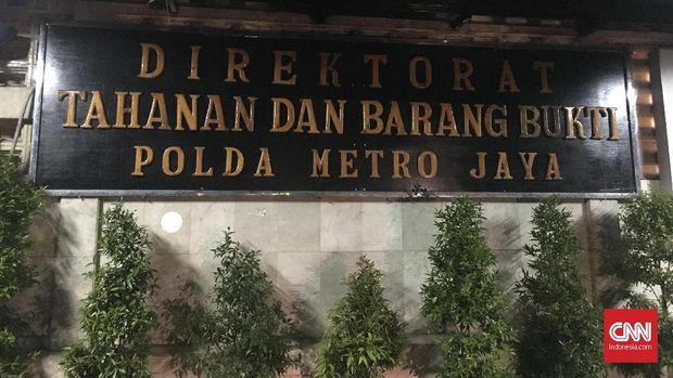 umah Tahanan Sementara di Polda Metro Jaya
