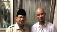 Prabowo: Semoga Hakim yang Vonis Ahmad Dhani Cepat Sadar Dia Zalim