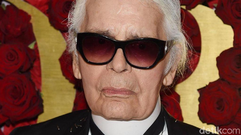 Deretan Muse Desainer Chanel Karl Lagerfeld, Siapa Saja?
