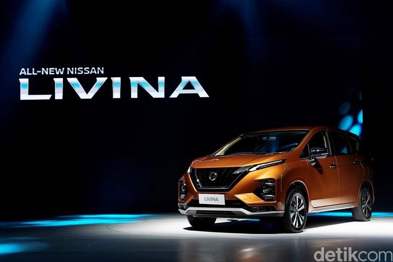 Nissan Livina. Foto: Nissan