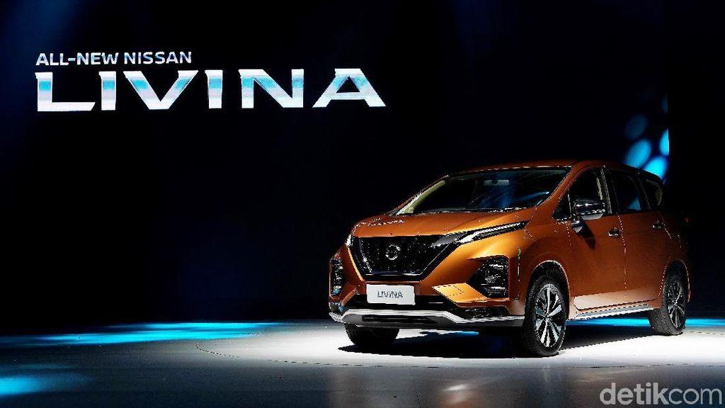 Alasan Nissan Livina Mengusung Platform Xpander