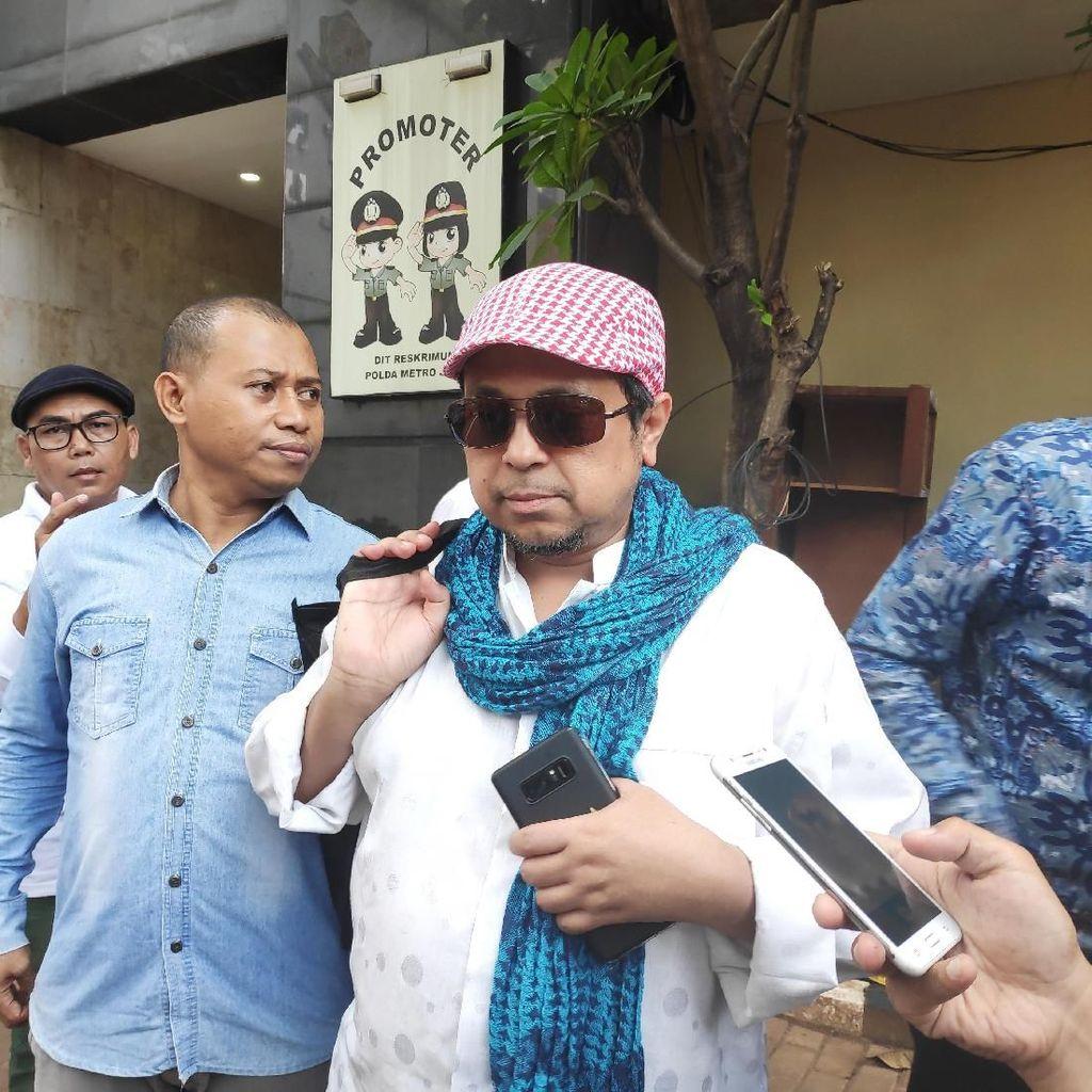 Akun Twitternya Dibajak untuk Sudutkan Prabowo, Haikal Hassan Geram