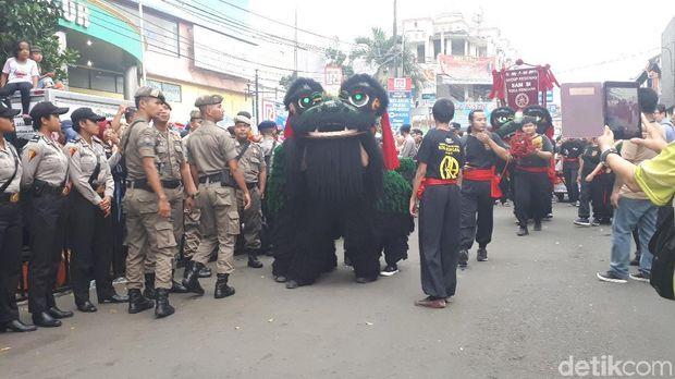 Ribuan Warga Padati Lokasi Bogor Street Festival 2019