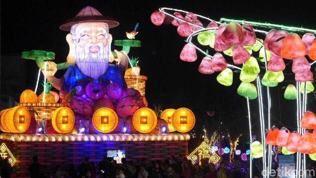 Cap Go Meh, Festival Lampion Meriah Siap Digelar di Taiwan