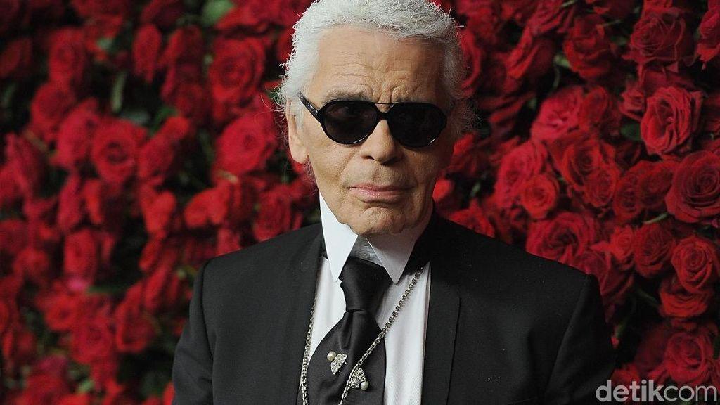 Karl Lagerfeld Meninggal, Victoria Beckham hingga Lily Allen Berduka