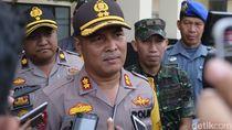 Polisi Ungkap Isi Tas yang Diledakkan di Pasar Sampang Cilacap