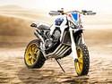 Diler Honda Bikin Motor Trail 1.000 cc