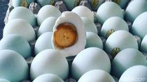 Ini Toh Alasannya Membuat Telur Asin dengan Telur Bebek
