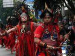 Atraksi Tatung Meriahkan Perayaan Cap Go Meh di Jakarta