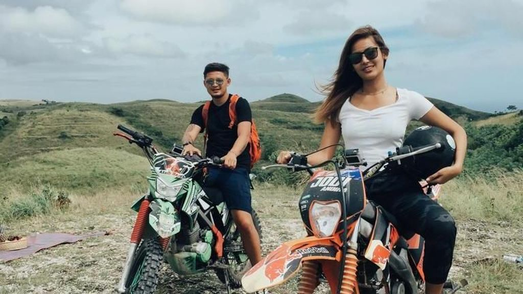 My Trip My Adventure: Maria Selena & Syamsir Alam Jelajah Bali
