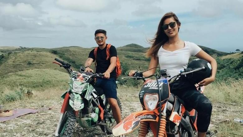 Maria Selena dan Syamsir Alam menjelajah Bali (My Trip My Adventure)