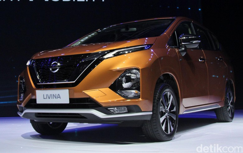 Nissan Livina. Foto: Rifkianto Nugroho