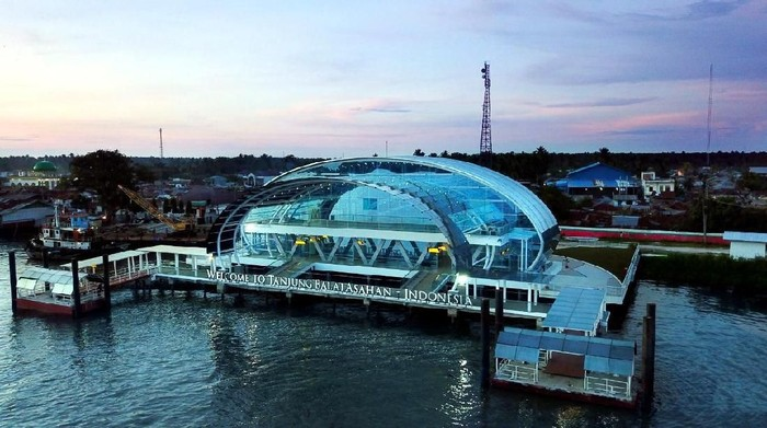 Pelindo I terus melakukan pengembangan untuk meningkatkan layanan kepelabuhanan dengan melakukan modernisasi Pelabuhan Tanjungbalai.