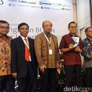 Bos-bos BUMN Karya dan Boediono Kumpul Bahas Infrastruktur