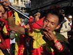 Uji Keberanian Lewat Atraksi Debus Ala Kamboja